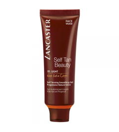LANCASTER SELF TAN BEAUTY GEL AUTOBRONCEADOR 01 CAPRI 50ML