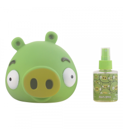 ANGRY BIRDS GREEN edt vaporizador 100 ml