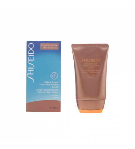 BRILLIANT BRONZE tinted self-tanning cream (medium) 50 ml