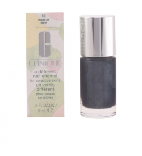A DIFFERENT NAIL ENAMEL Nº12-made of steel 9 ml